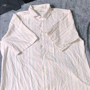 Men's Dior Medium Striped Button Down